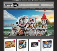 Brick Place - Loja Virtual Lego