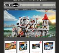 Brick Place - Loja Virtual Lego