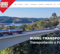 BUDEL Transportes - Novo Site