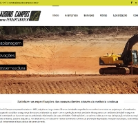 Claudino & Campos - Terraplanagem