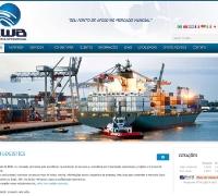 CWB Logistics International - Responsivo