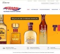 FRISON Bebidas - Loja Virtual