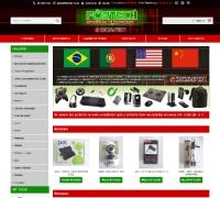 PORTECH Eletrônicos - Sistema de Orçamento Online