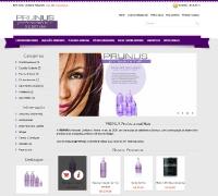Prunus Cosméticos - Loja Virtual Responsiva