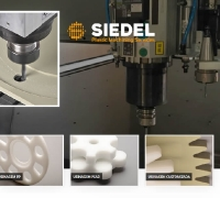 SIEDEL - Plastic Machining Services